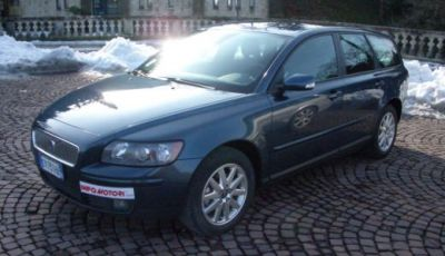 Volvo V50 1.6D – Test Drive