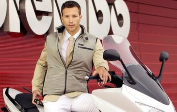Brembo Life Jacket: sicurezza da indossare