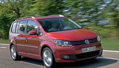 Volkswagen Touran: iniziata la prevendita