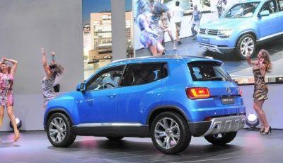Volkswagen Taigun, la Volkswagen Polo SUV Crossover si avvicina