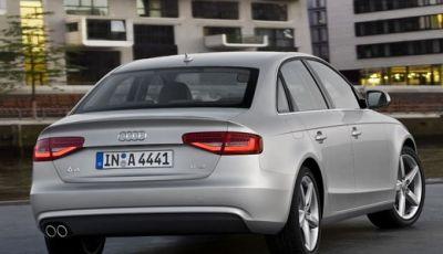 Audi A4 la gamma completa delle motorizzazioni
