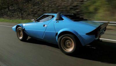 Lancia Stratos, storia di un'auto che è divenuta leggenda