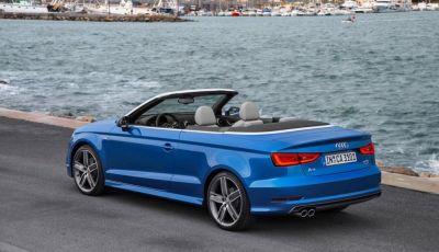 Nuova Audi A3 cabriolet