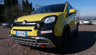 Fiat Panda Cross 1.3 MJT S&S 4×4: la prova su strada