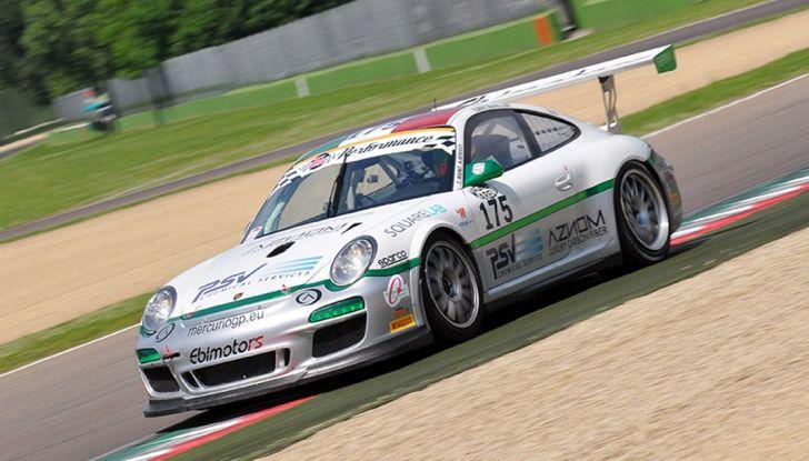 Campionato Italiano Gran Turismo: gara difficile per Tommy Maino - Foto 3 di 6