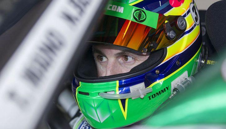 Campionato Italiano Gran Turismo: gara difficile per Tommy Maino - Foto 1 di 6