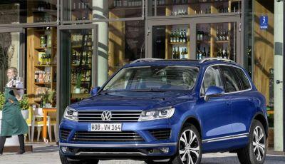 Volkswagen Touareg: tutti gli allestimenti, i motori ed i prezzi