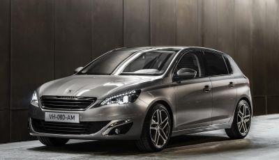 Peugeot 308: informazioni sulla gamma, motorizzazioni e prezzi