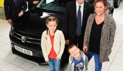 Dacia festeggia i 3,5 milioni di auto vendute in Europa