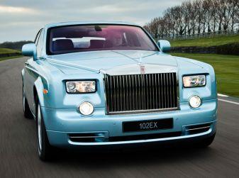 Rolls Royce - 102EX