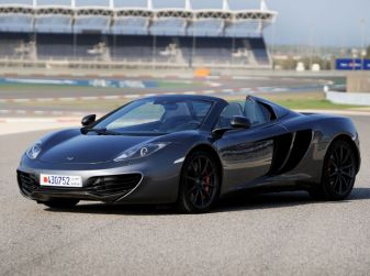 McLaren - 12C Spider