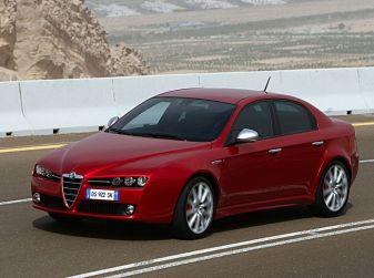 Alfa Romeo - 159