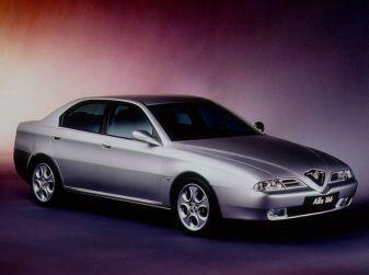 Alfa Romeo - 166