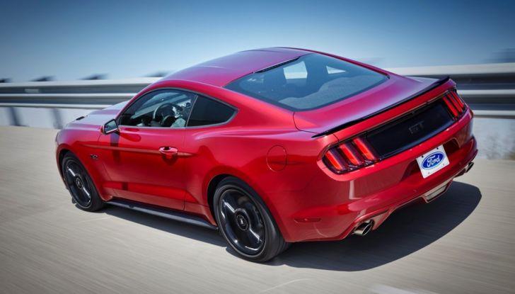 Ford Focus RS: arriva la nuova generazione - Foto 7 di 11