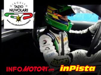 Seguite i nostri emozionanti test drive in pista