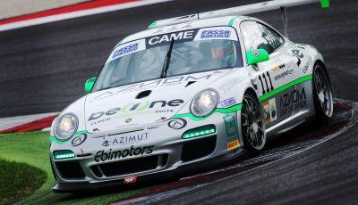 Tommy Maino al Campionato Italiano Gran Turismo 2016