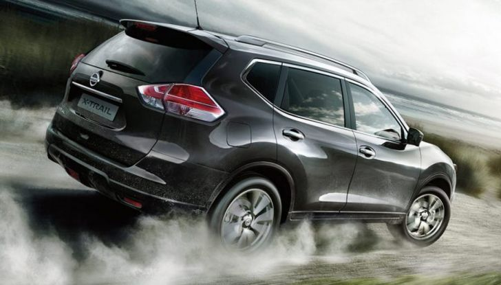 Nissan X-Trail regala la sicurezza stradale con il Safety Shield - Foto 2 di 16