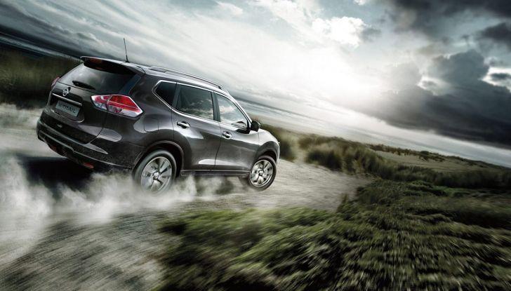 Nissan X-Trail regala la sicurezza stradale con il Safety Shield - Foto 8 di 16