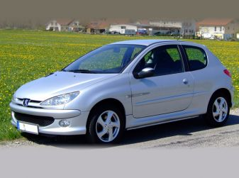Peugeot - 206