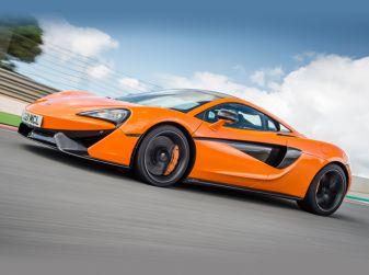 McLaren 570S Coupè