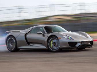 Porsche - 918