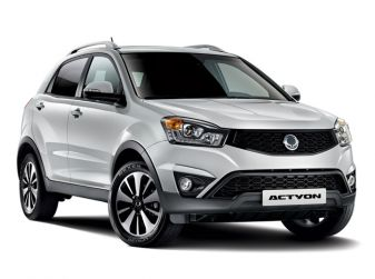 Ssangyong - Actyon