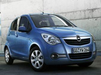 Opel - Agila