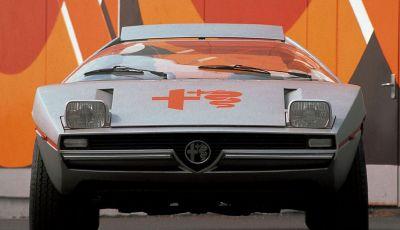 Alfa Romeo Caimano: rispolverato il concept