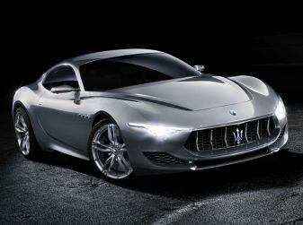 Maserati - Alfieri