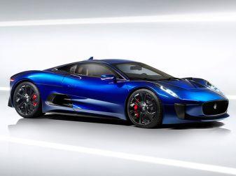 Jaguar - C-X75