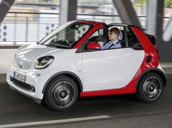 Smart - Cabrio