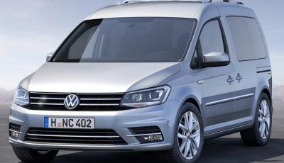 Nuovo Volkswagen Caddy