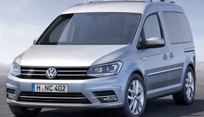 Nuovo Volkswagen Caddy