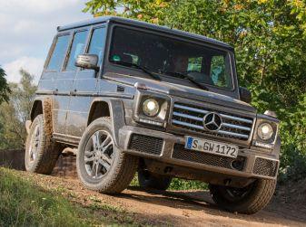 Mercedes - Classe G