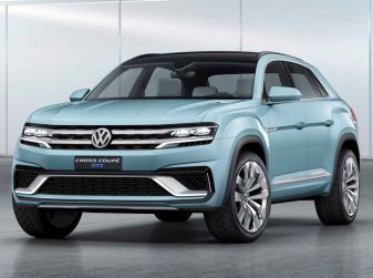 Volkswagen Cross Coupé