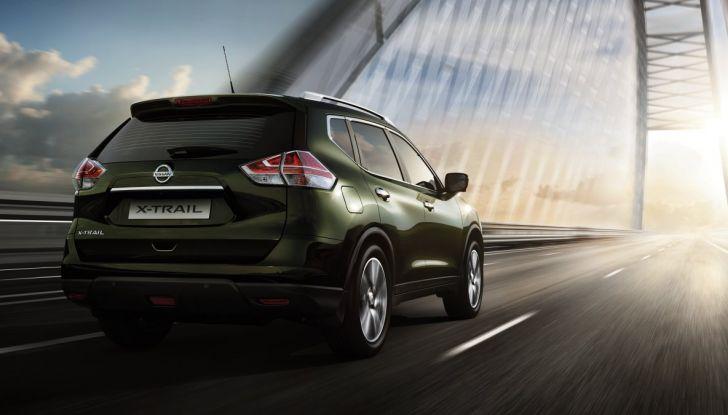 Nissan X-Trail regala la sicurezza stradale con il Safety Shield - Foto 14 di 16