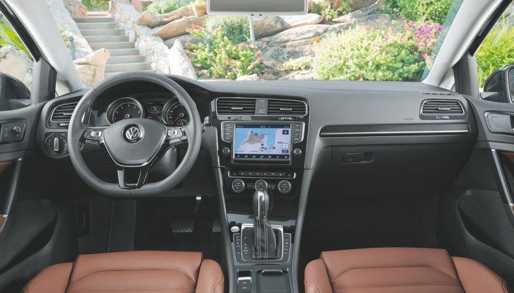 Volkswagen Golf: a Ginevra con il lifting - Foto 8 di 10
