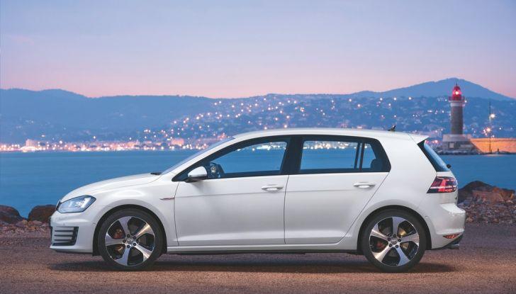 Volkswagen Golf VII Restyling, a novembre la presentazione
