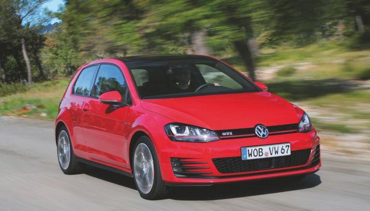 Volkswagen Golf: a Ginevra con il lifting - Foto 7 di 10