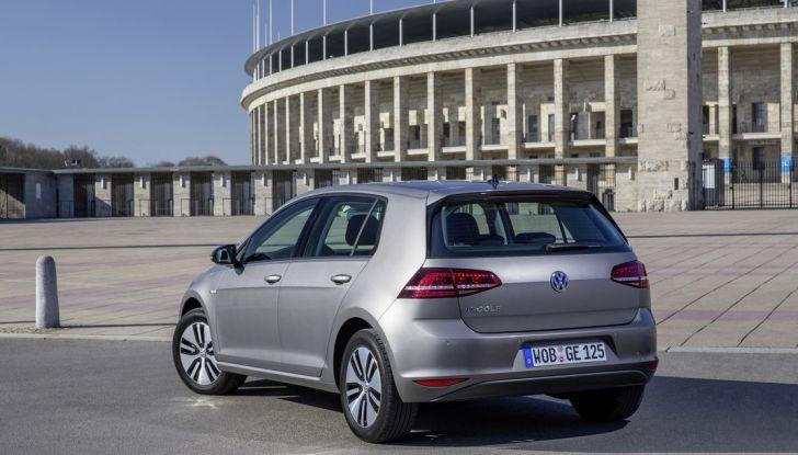 Volkswagen Golf: a Ginevra con il lifting - Foto 5 di 10
