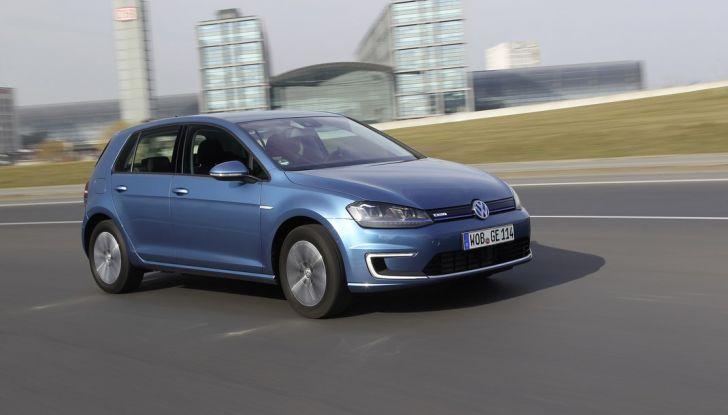 Volkswagen Golf: a Ginevra con il lifting - Foto 1 di 10