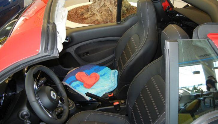 Nuova Smart Fortwo Cabrio: il nostro test drive - Foto 4 di 44