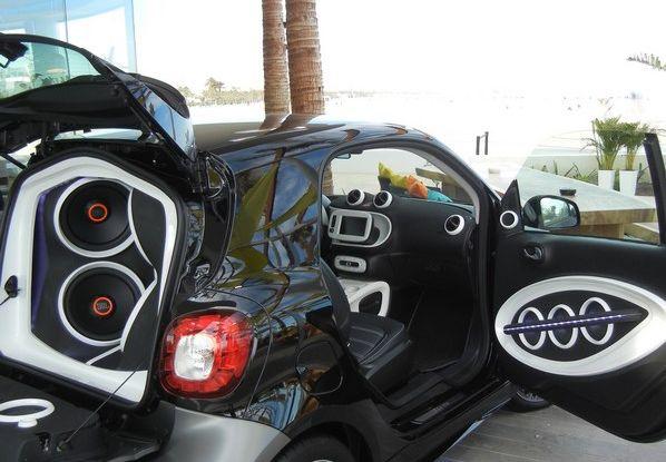 Nuova Smart Fortwo Cabrio: il nostro test drive - Foto 8 di 44