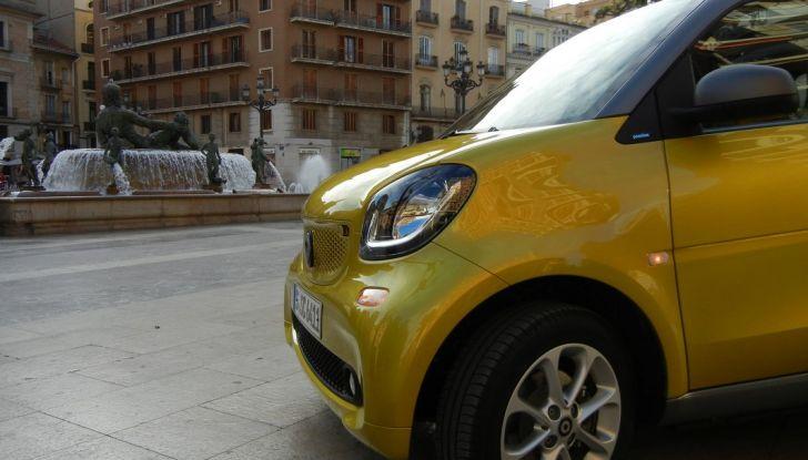 Nuova Smart Fortwo Cabrio: il nostro test drive - Foto 12 di 44