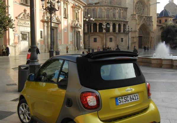 Nuova Smart Fortwo Cabrio: il nostro test drive - Foto 13 di 44