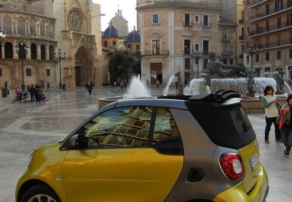 Nuova Smart Fortwo Cabrio: il nostro test drive - Foto 2 di 44