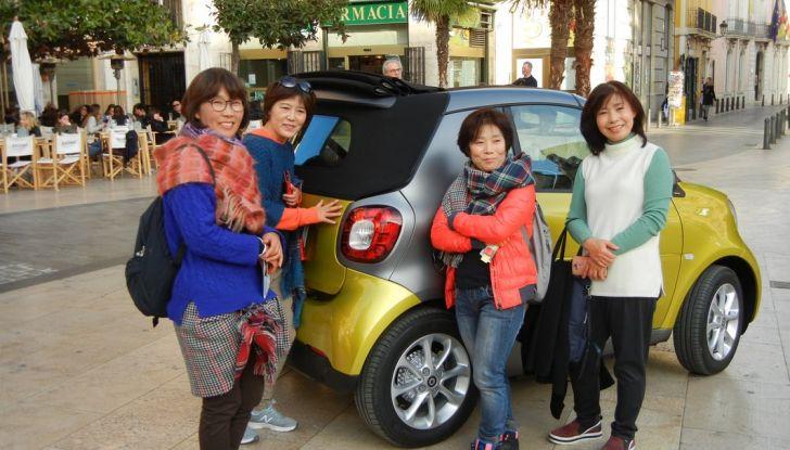 Nuova Smart Fortwo Cabrio: il nostro test drive - Foto 14 di 44