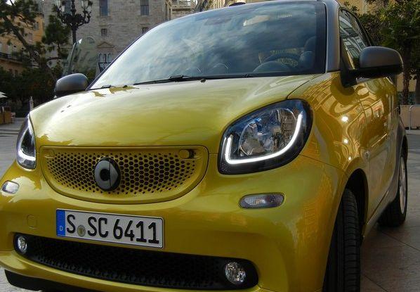 Nuova Smart Fortwo Cabrio: il nostro test drive - Foto 15 di 44