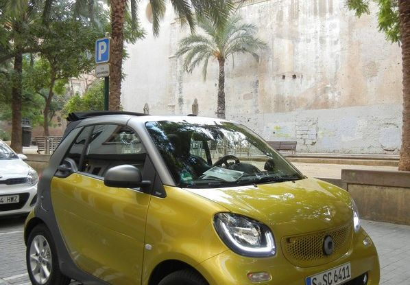 Nuova Smart Fortwo Cabrio: il nostro test drive - Foto 19 di 44