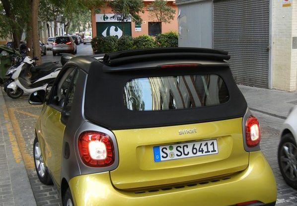 Nuova Smart Fortwo Cabrio: il nostro test drive - Foto 21 di 44